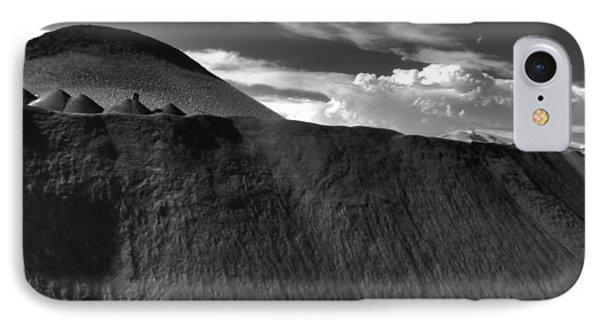 Black Dune IPhone Case