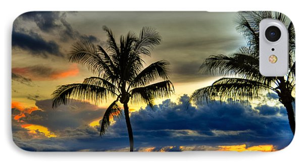 Black Rock Ka'anapali  IPhone Case