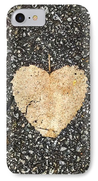 Blacktop Love IPhone Case