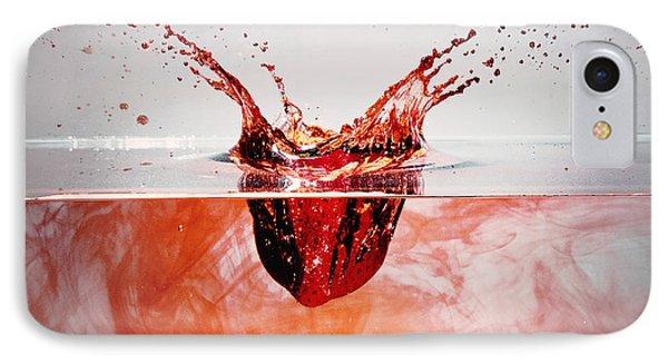 Bleeding Strawberry IPhone Case