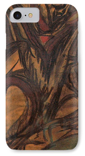 Blood And Rage IPhone Case