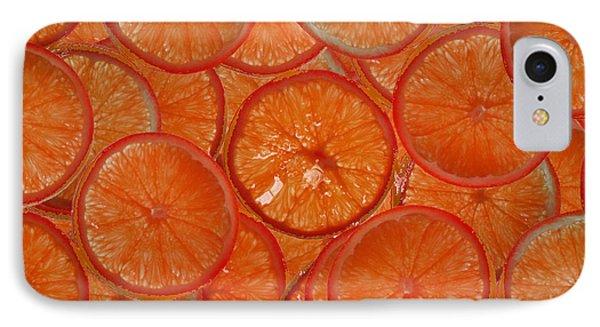 Blood Orange IPhone Case
