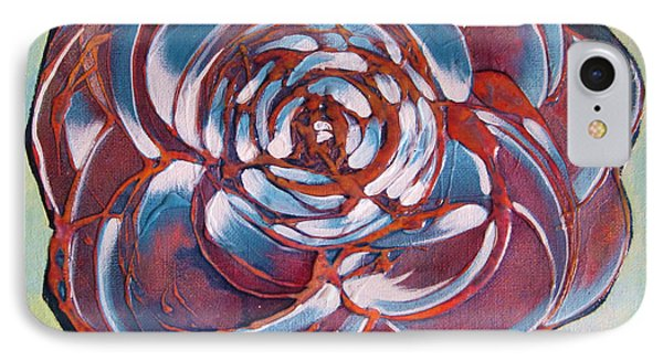 Tulip iPhone 8 Case - Bloom II by Shadia Derbyshire