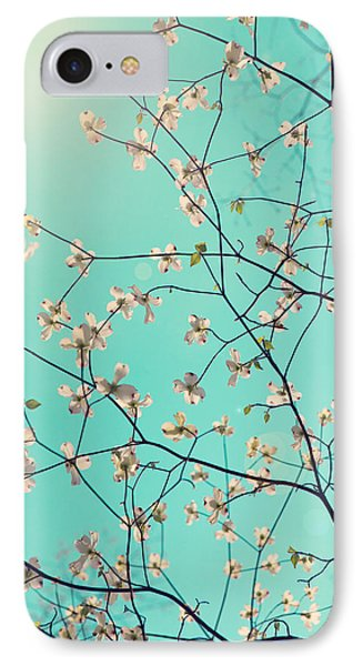 Flowers iPhone 8 Case - Bloom by Kim Fearheiley