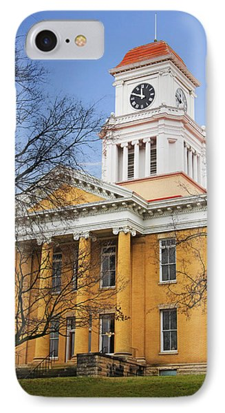 Blount County Courthouse IPhone Case