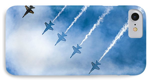 Blue Angels IPhone Case