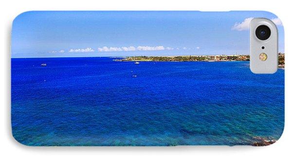 Blue Hawaiii IPhone Case