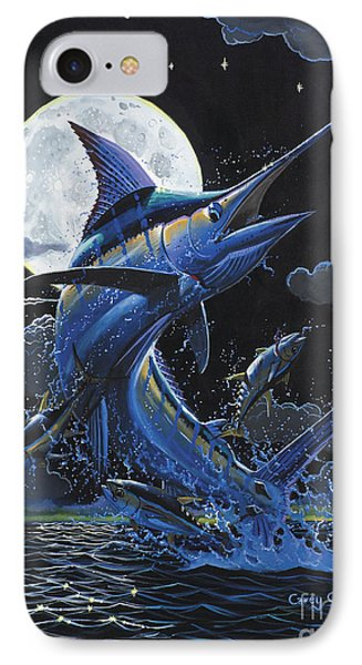 Blue Moon Off0069 IPhone Case