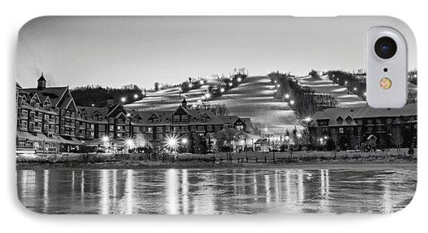 Blue Mountain Ski Resorts IPhone Case