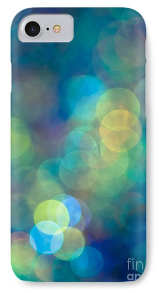 Fantasy iPhone 8 Case - Blue Of The Night by Jan Bickerton