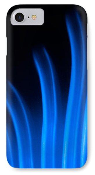 Blue Palm IPhone Case