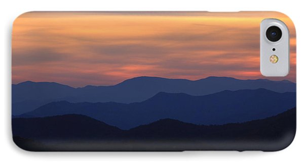 Blue Ridge Nc IPhone Case