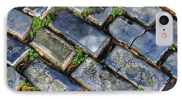 Blue Stone  IPhone Case