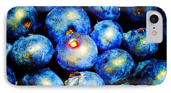 Blueberries IPhone Case