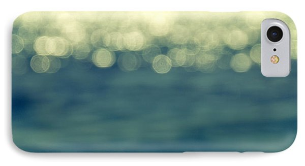Sky iPhone 8 Case - Blurred Light by Stelios Kleanthous