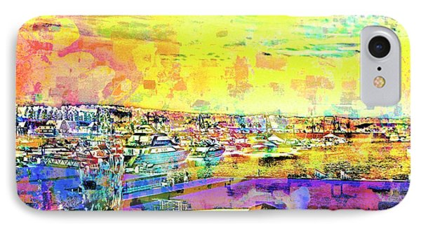 Boat Harbor IPhone Case