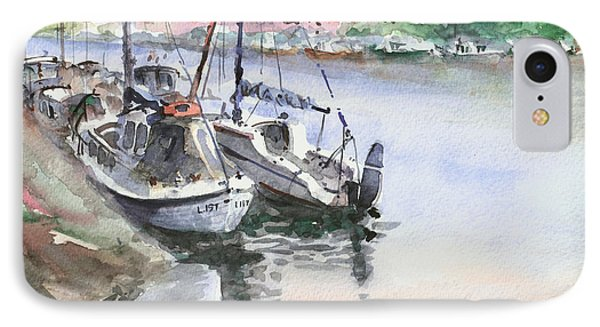 Boats Inshore IPhone Case