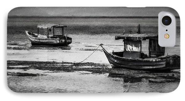 Boats Of Trinidad IPhone Case