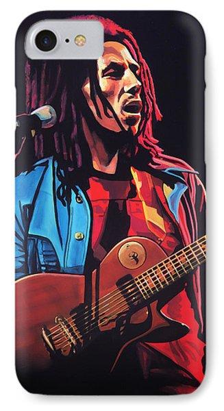 Bob Marley 2 IPhone Case