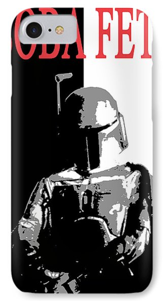 Boba Fett- Gangster IPhone Case