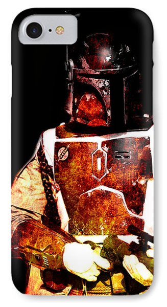 Boba Fett IPhone Case