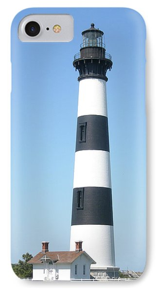 iPhone 8 Case - Bodie Lighthouse - Outer Banks Nc by Mother Nature
