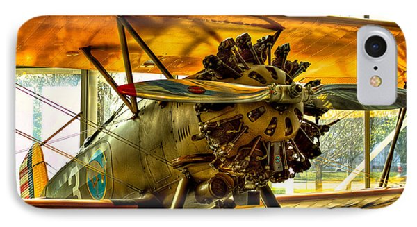Boeing 100p Fighter IPhone Case