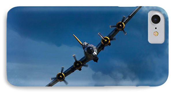 Boeing B-17 Flying Fortress IPhone Case