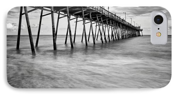 Bogue Inlet Fishing Pier #1 IPhone Case