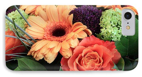 Bold Bouquet IPhone Case