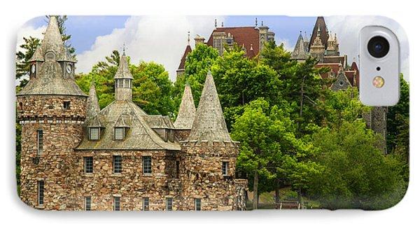 Boldt Castle IPhone Case