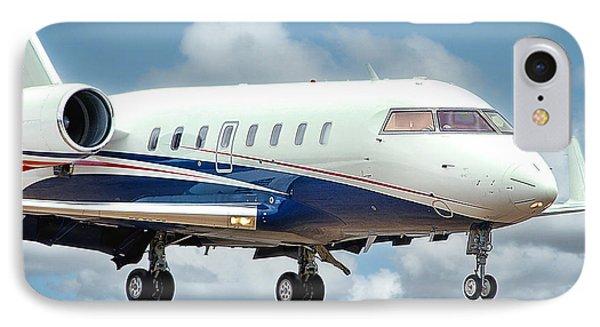 Bombardier Challenger IPhone Case