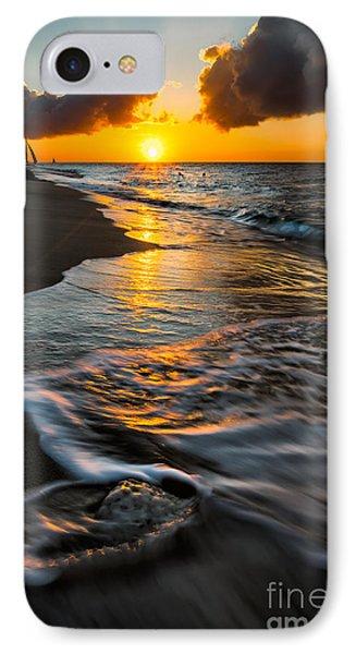 Boracay Sunset IPhone Case