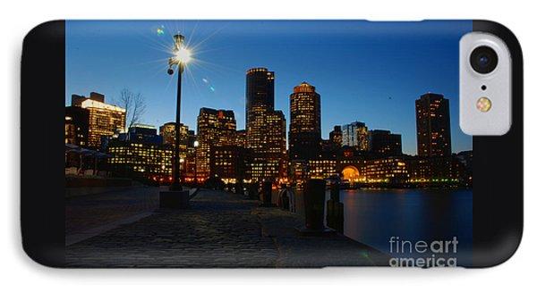 Boston Harbour IPhone Case
