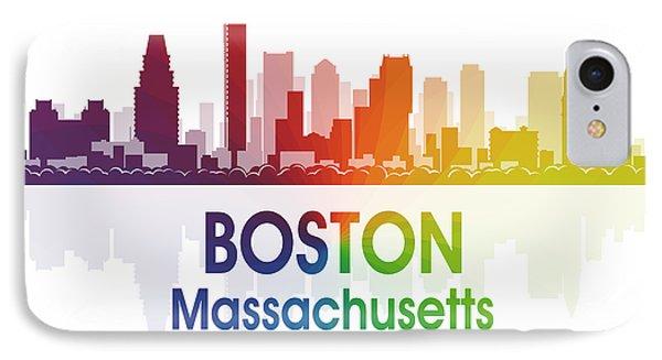 Boston Ma 1 Squared IPhone Case