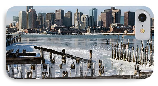 Boston - On The Rocks IPhone Case