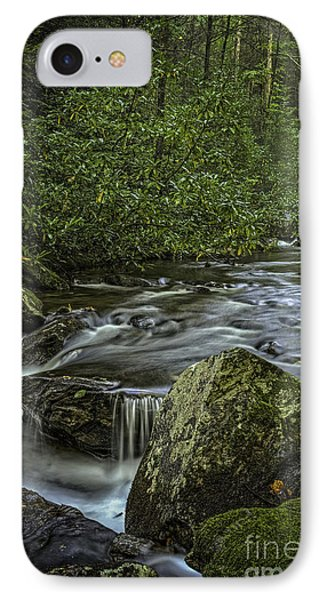 Boulders And Stream IPhone Case