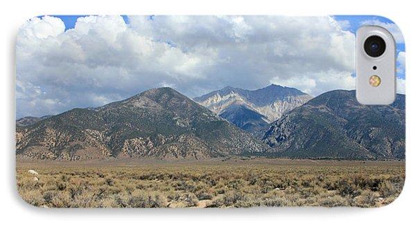 Boundary Peak  IPhone Case