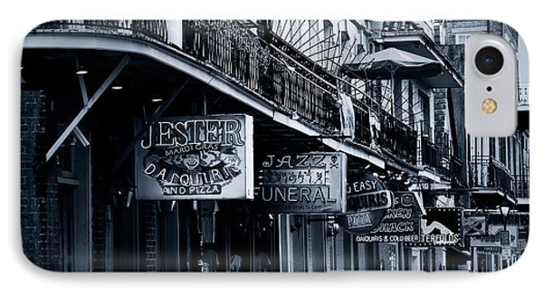 Bourbon Street New Orleans IPhone Case