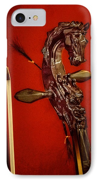 Bowed Lute IPhone Case