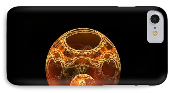 Bowl And Orb IPhone Case