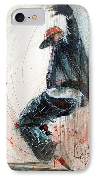 Break Dancer2 IPhone Case