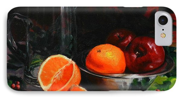 Breakfast Fruits IPhone Case