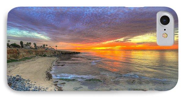 Breathtaking Sunset IPhone Case