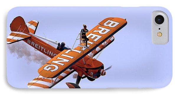 Breitling Wingwalker IPhone Case