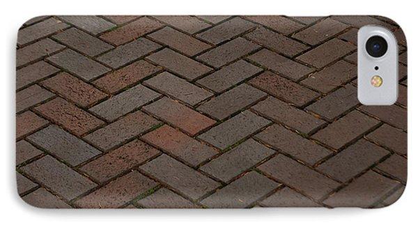 Brick Pattern IPhone Case