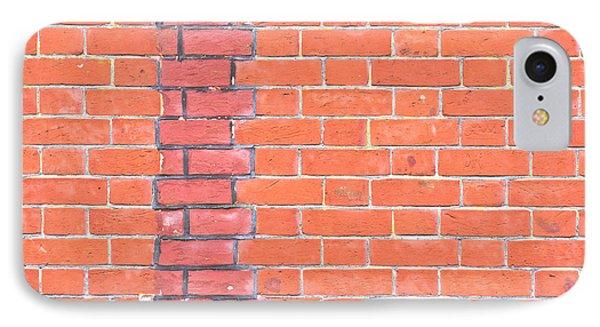 Brick Wall Repair IPhone Case