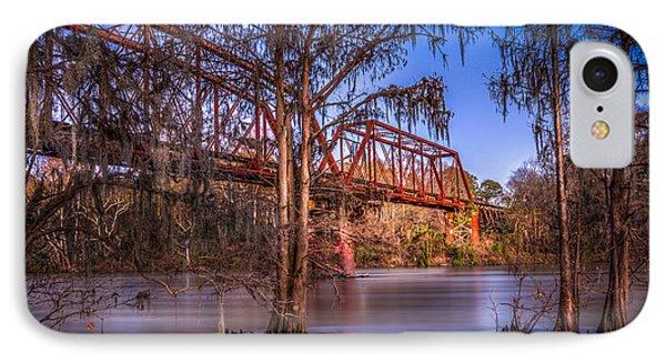 Bridge Over Trouble Water IPhone Case