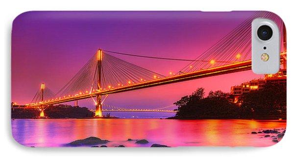 Bridge To Dream IPhone Case