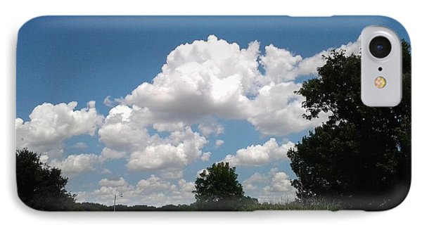 Brilliant Clouds IPhone Case